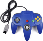 N64 Wired Controller - Blue