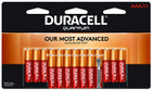 Duracell AA20 Quantum Alkaline AA Batteries - 20 Pack