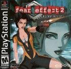 Fear Effect 2: Retro Helix - PS1 (Disc Only)