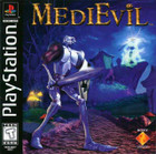 MediEvil - PS1 (Disc Only)