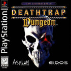 Deathtrap Dungeon - PS1 (Disc Only)