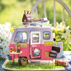 Happy Camper - DIY Miniature Dollhouse