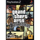 Grand Theft Auto: San Andreas - PS2 (Disc Only)
