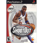 NBA Shootout 2004 - PS2 (Disc Only)