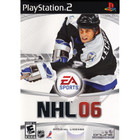 NHL 06 - PS2 - Disc Only