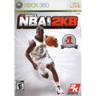 NBA 2K8 - XBOX 360 - Disc Only