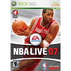 NBA Live 07 - XBOX 360 - Disc Only