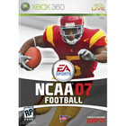 NCAA Football 07 - XBOX 360 - Disc Only