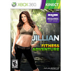 Jillian Michaels' Fitness Adventure - XBOX 360 [Brand New]