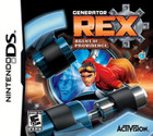 Generator Rex: Agent of Providence - DSI / DS [Brand New]