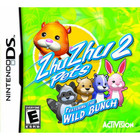 Zhu Zhu Pets 2: Wild Bunch - DSI / DS [Brand New]