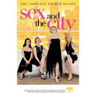 Sex And The City: The Complete Fourth Season - DVD (Box Set)