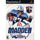 Madden NFL 2001 - PS2