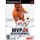 MVP NCAA Baseball 06 - PS2