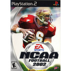 NCAA Football 2002 - PS2