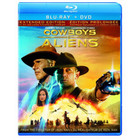 Cowboys & Aliens - Blu-ray