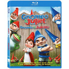 Gnomeo & Juliet - Blu-ray [Brand New]