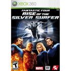 Fantastic Four: Rise of the Silver Surfer - XBOX 360