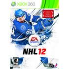 NHL 12 - XBOX 360