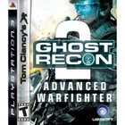 Tom Clancy's Ghost Recon Advanced Warfighter 2 - Used (With Book) - PS3