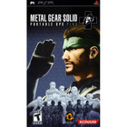 Metal Gear Solid: Portable Ops Plus - PSP