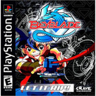 Beyblade: Let it Rip - PS1