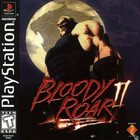 Bloody Roar II - PS1 (With Book)