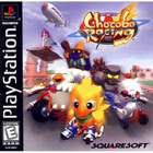 Chocobo Racing - PS1 (With Book)