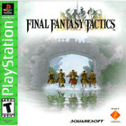 Final Fantasy Tactics (Greatest Hits) - PS1 (With Book)