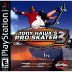 Tony Hawk's Pro Skater 3 - PS1 (With Book)
