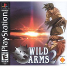 Wild Arms 2 - PS1 (With Book)