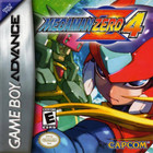Mega Man Zero 4 - GBA (Cartridge Only)