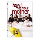 How I Met Your Mother The Awesome Season 4 - DVD (Box Set)