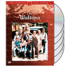 The Waltons The Complete First Season - DVD (Box Set)