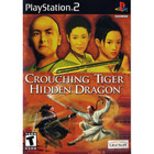 Crouching Tiger Hidden Dragon - PS2