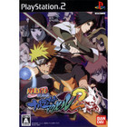Naruto Shippuuden: Narutimate Accel 2 (JPN Version) - PS2