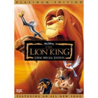 The Lion King (2 Disc Platinum Edition) (Used) - DVD (Widescreen)