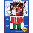 Jordan vs. Bird - Sega Genesis (Cartridge Only, Label Wear)