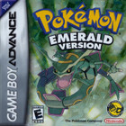 Pokemon Emerald Version - GBA (Cartridge Only)