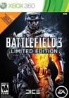 Battlefield 3  L.E Disc 1 Multiplayer Co-op - XBOX 360 - Disc Only
