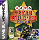 Texas Hold 'Em Poker - GBA (Cartridge Only)