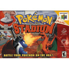 Pokemon Stadium - N64 (Cartridge Only)