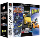 EA Racing Pack - PS1 (With Book)