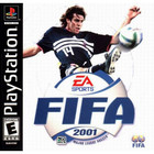 FIFA 2001: Major League Soccer - PS1 (With Book)