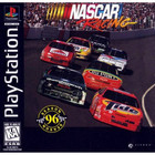 NASCAR Racing - PS1 (With Book)