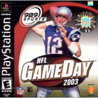 NFL GameDay 2003 - PS1 (With Book)