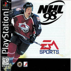 NHL 98 - PS1 (With Book)