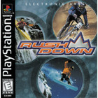 Rushdown - PS1 (With Book)
