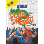 Double Dragon - SMS (With Box and Book, Cartridge Wear and Label Wear)