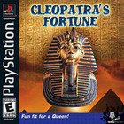Cleopatra's Fortune - PS1 (With Book)